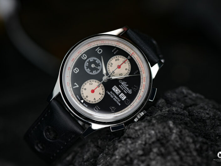 Atlantic Watches – Worldmaster 1888 LE