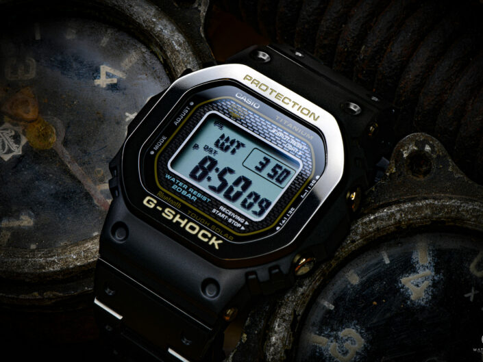 Casio G-SHOCK GMW B5000TB
