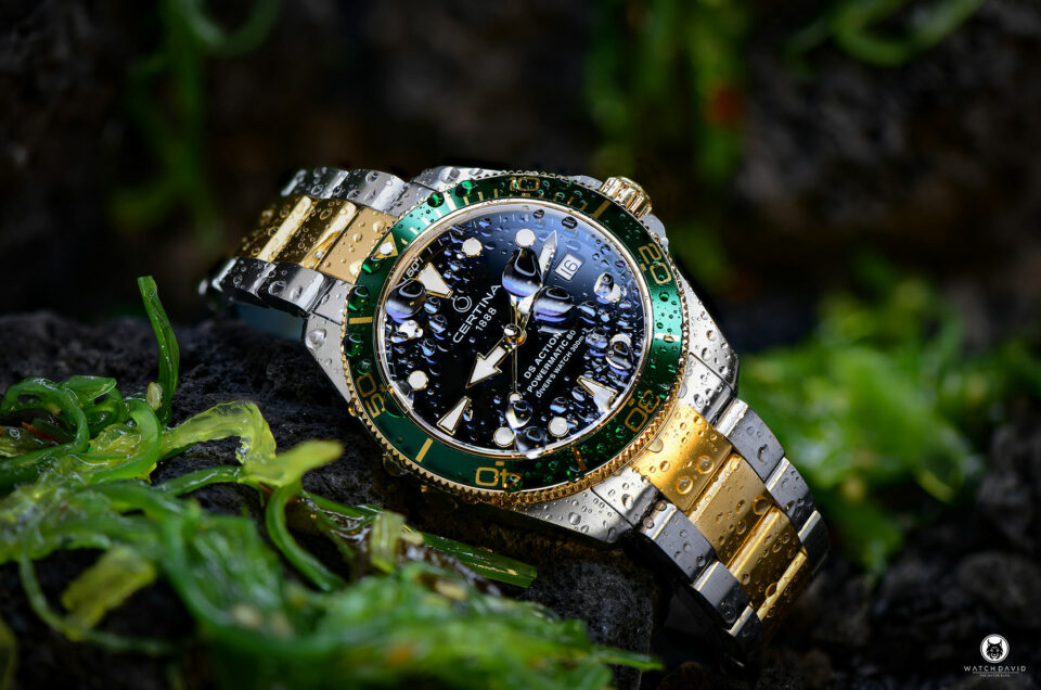 Certina DS Action Diver 38 Review