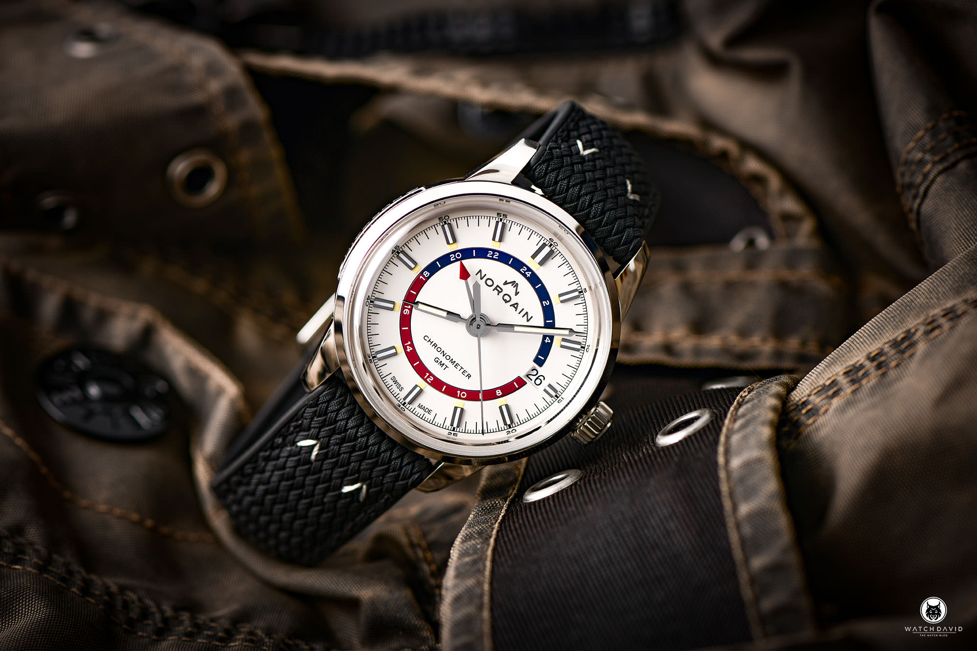 NORQAIN FREEDOM 60 GMT OPALINE REVIEW