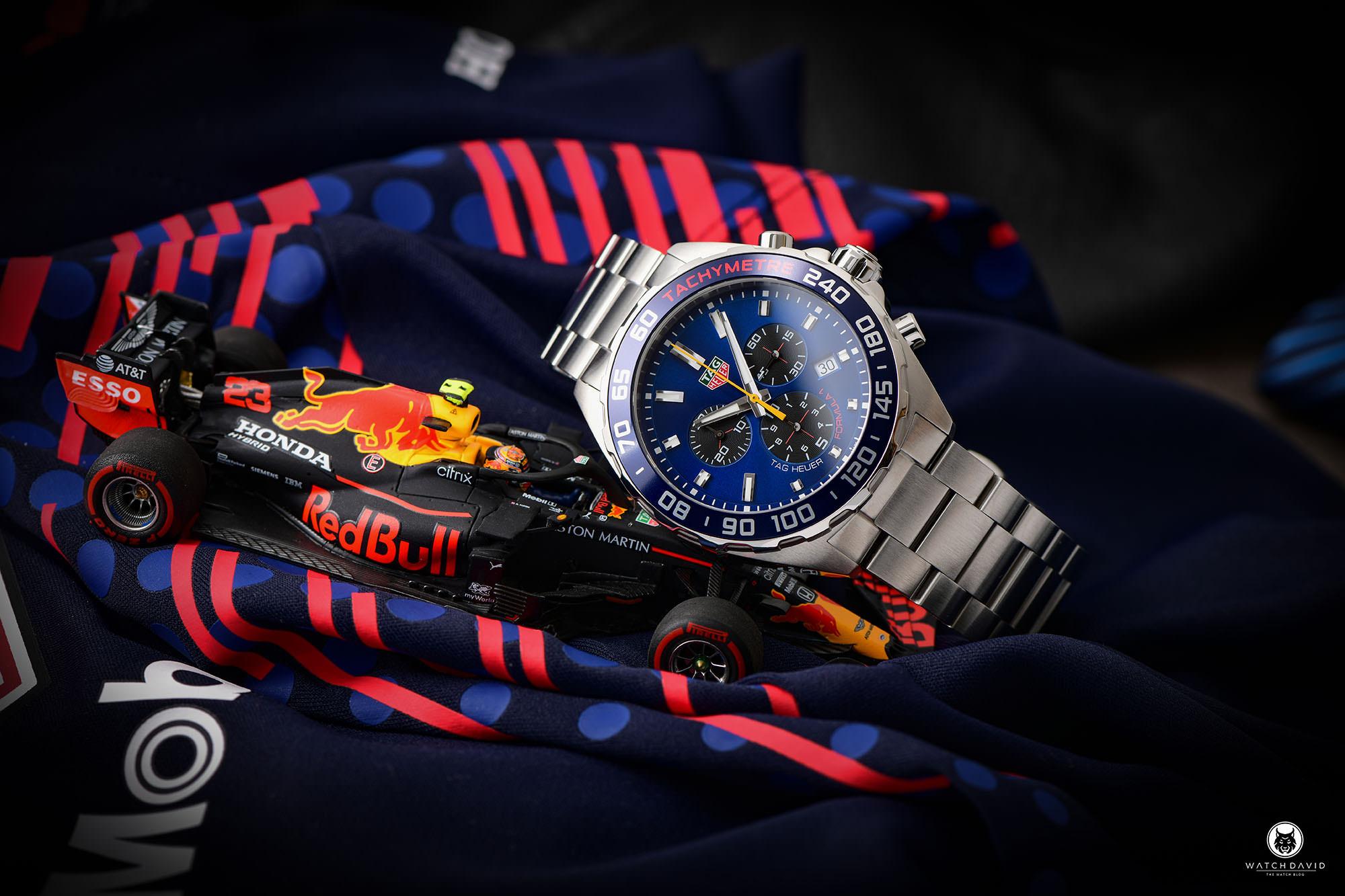 TAG Heuer Aston Martin Red Bull Racing