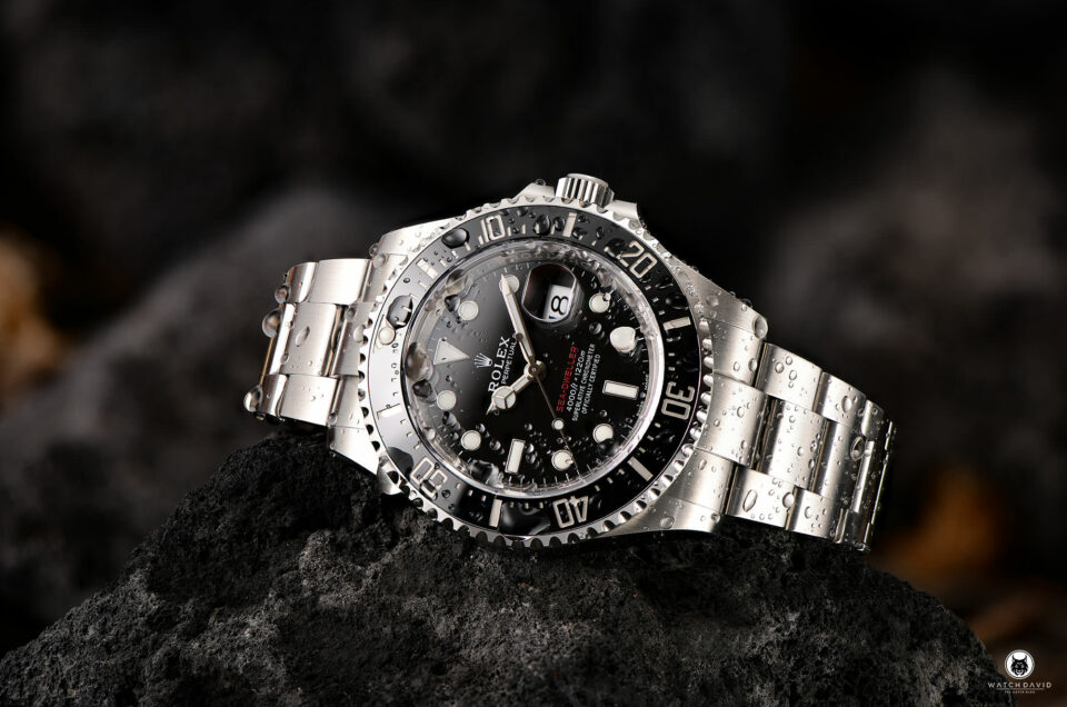 Rolex Sea-Dweller 4000 Single Red Review